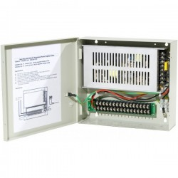 Alimentation professionellel 12 volts - 20 amp - 18 sorties