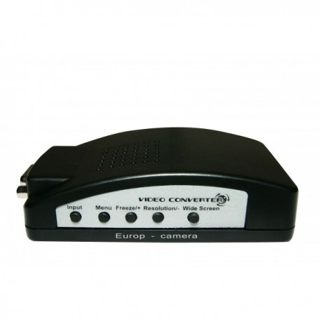 Convertisseur vidéo BNC vers VGA
