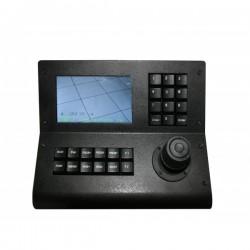 Joystick / clavier PTZ 4D avec Ecran 5 pouces