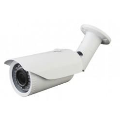 Caméra tube HD-CVI / TVI / Analogique IR 40m 2.4 MégaPixel FULL HD 1080P varifocale 2.8-12mm