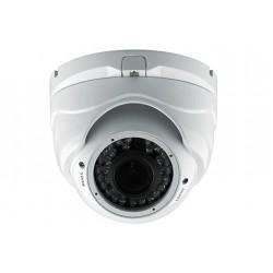Caméra dôme HD-CVI / TVI / AHD / Analogique IR 30m 2.4 MégaPixel FULL HD 1080P Objectif Motorisée Auto-focus X4