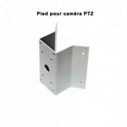 Pied d'angle pour caméra motorisée PTZ