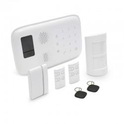 Pack alarme GSM sans fil MFprotect O3