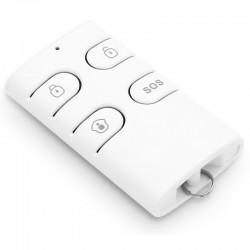 Télécommande 4 boutons - alarme MFprotect