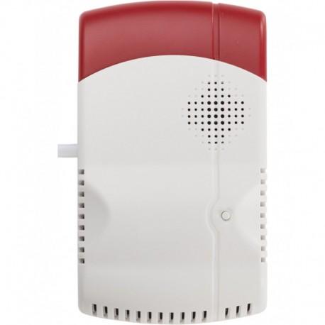 Détecteur de gaz sans fil - alarme MFprotect