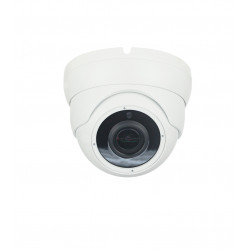 Caméra dôme IP POE 1080P FULL HD Infrarouge 35m ONVIF capteur SONY Auto-Zoom x5