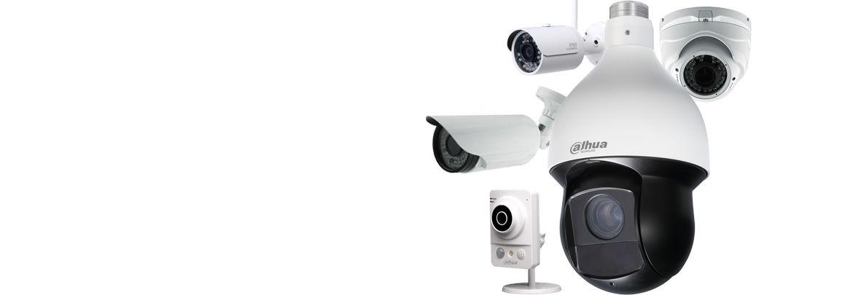 Caméra DAHUA HDCVI et IP WIFI : 720P, 1080P et 3MP